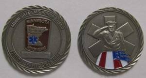 New Challenge Coins
