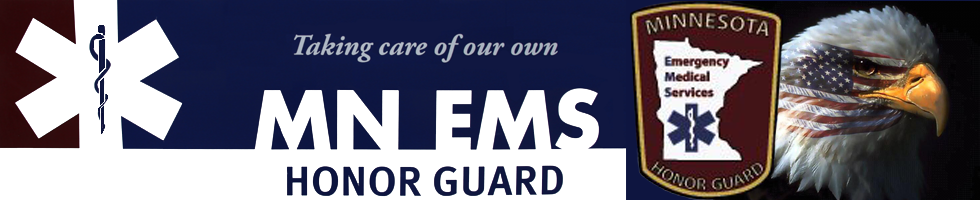 MN EMS Honor Guard